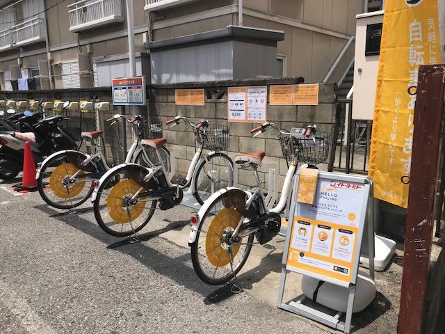 シェアサイクルは新たな集客装置となるか