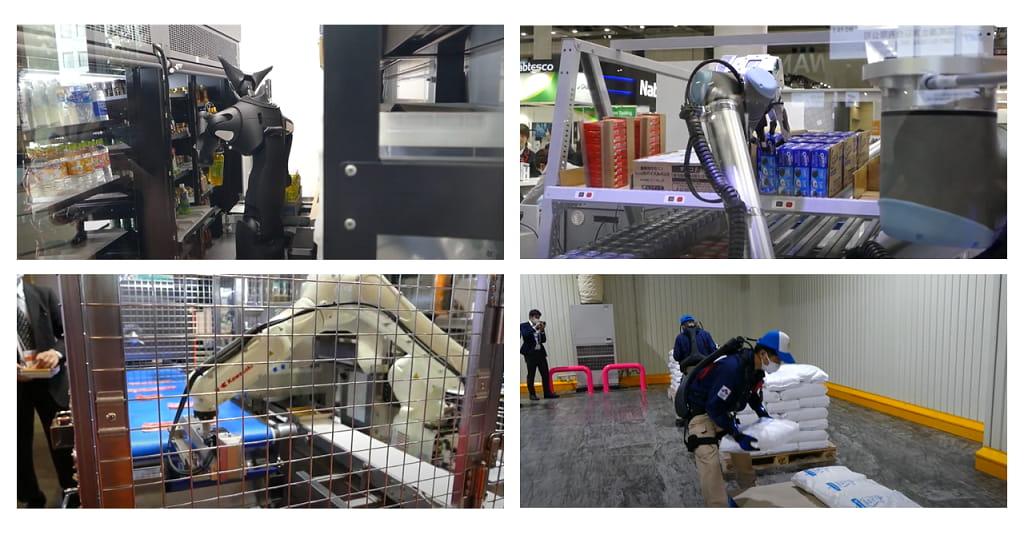 EC、棚チェック、清掃…小売業におけるロボット活用状況[2021年版]